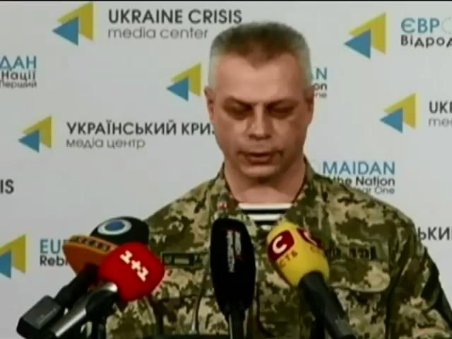 Украiнська армiя знищила шiсть ворожих лiтакiв (видео)