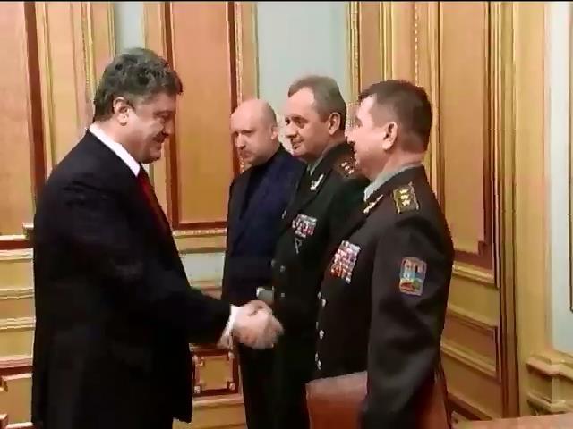 Генерала Воробьева вернули к командованию сухопутными войсками (видео)