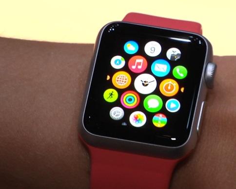 Продажи Apple Watch начнутся в апреле