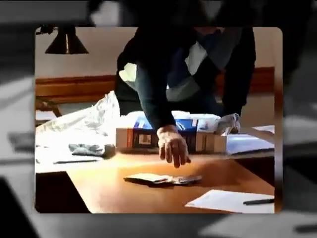 Воeнком iз Харкова погорiв на хабарi за звiльнення вiд мобiлiзацii (видео)