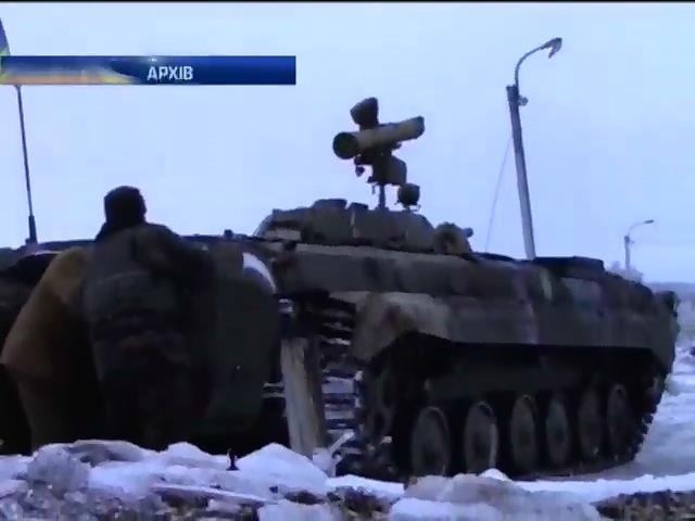 З Дебальцево евакуювали бiльше тисячi людей (видео)