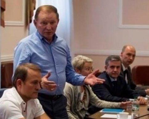 Кучма назначен официальным представителем в Минске еще в июле (видео)