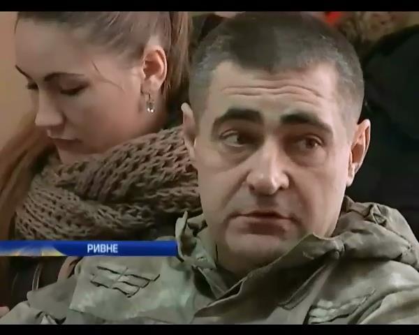 Полковник Бузинарской не признает вины в перестрелке в Ривном (видео)