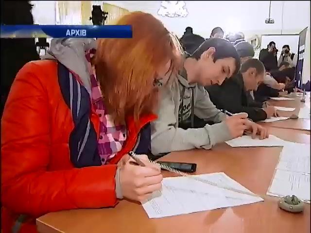 У полiцii Киeва визвалися служити 27 тисяч охочих (видео)