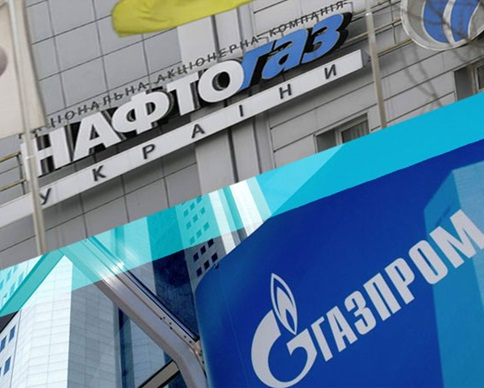 """""""Газпром"""" получил от """"Нафтогаза"""" еще $107,1 млн за февральский газ"""