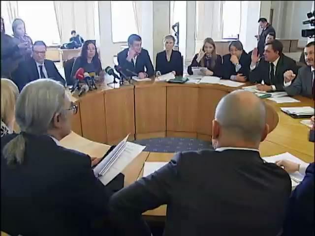 Комитете по свободе слова утвердил законопроект о СМИ (видео)