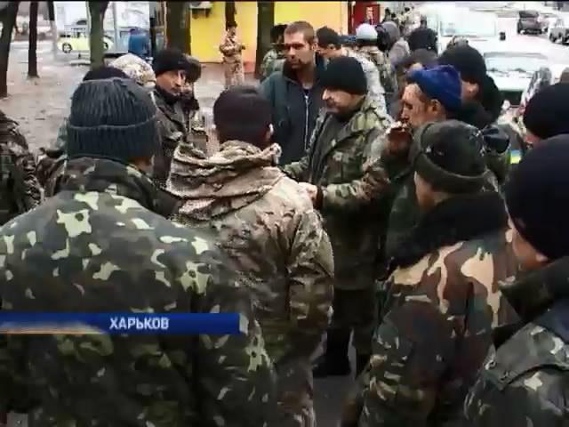 В Харькове осудят командира, спасшего полсотни бойцов (видео)