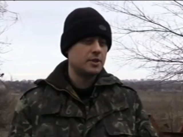 ВСУ уничтожили бронетехнику террористов с помощью беспилотника (видео)