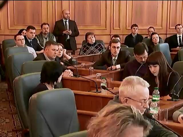 Комитет по свободе слова рассмотрел альтернативный законопроект по СМИ (видео)