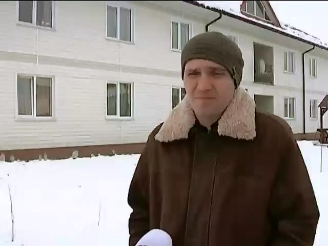 На Закарпатье власти не заселяют переселенцев в пустые дома (видео)
