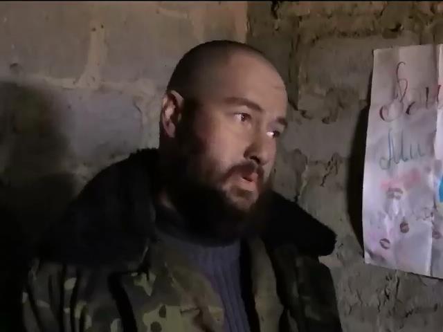 Блокпости у Мар'iнцi обстрiлюють 5 разiв на день (видео)